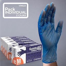 Guante de Vinilo - 5 cajas