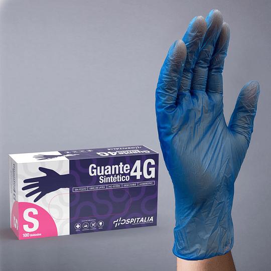 Guante de Vinilo - 2 cajas