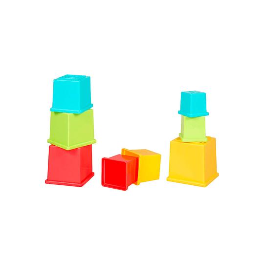 Cubos Aplables Playskool