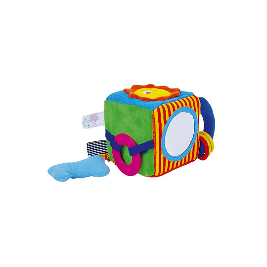 Cubo Interactivo Tela