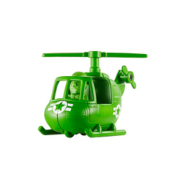 Toy Story 4 Minis / Sarge & helicopter