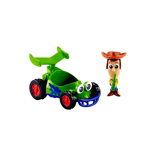 Toy Story 4 Mini / Woody & RC