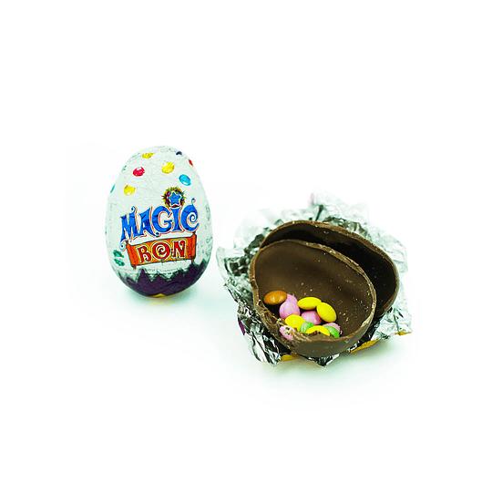 Huevo de Chocolate Magic Bon