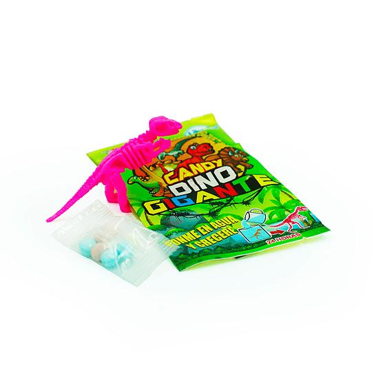 Pack 2 Candy Dino Crece en Agua