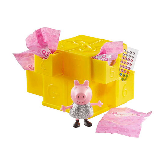 Peppa Pig's Secret Suprise