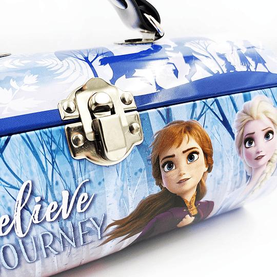 Carterita Metálica Frozen