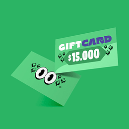 Gift Card Digitales