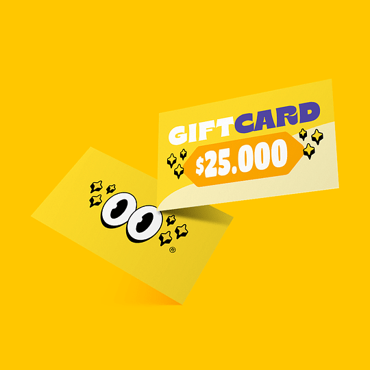 Gift Card Digitales