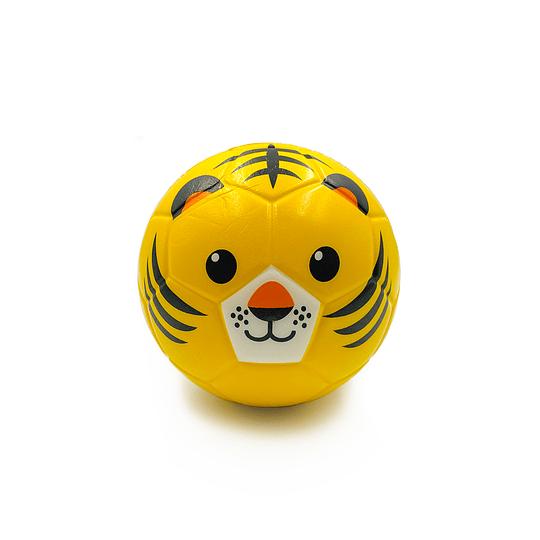 Mini Pelota Soft Caritas de Animales