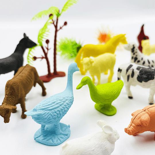 Set Animalitos de la Granja