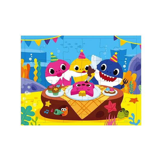 Puzzel Baby Shark 24 piezas