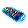 Maletín 12 Plumones de colores / Toy Story
