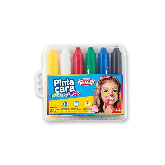 Pintacarita 6 Colores