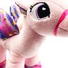 Peluche Unicornio 20 cm