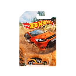 HotWheels Ford Focus RS