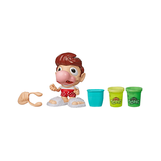 Play-Doh Snotty Scotty Con Slime