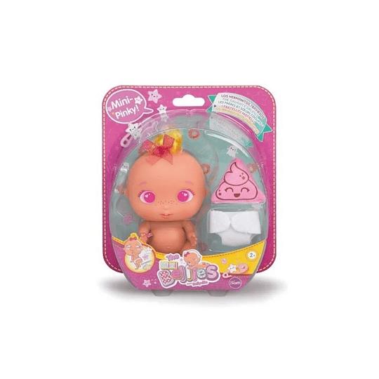 Mini Bellies / Mini-Pinky!