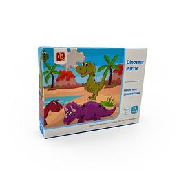 Puzzle Infantil / Dino 25x17 cms