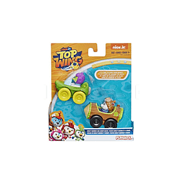 Pack 2 Autitos Top Wing - Shirley y Chomps
