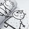 Súper Libro para Colorear Peppa Pig