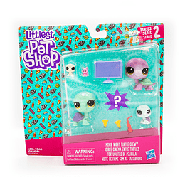 Set Littlest Pet Shop / Tortugas