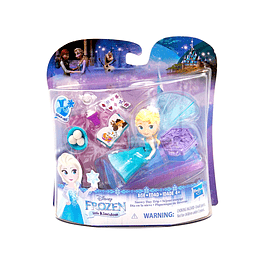 Set Frozen Little Kingdom / Ana