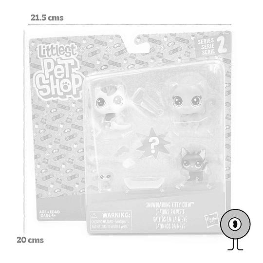 Set Littlest Pet Shop / Tortugas