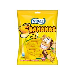 Gomitas Banana Azucarada 25g