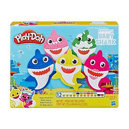 Set PlayDoh Baby Shark