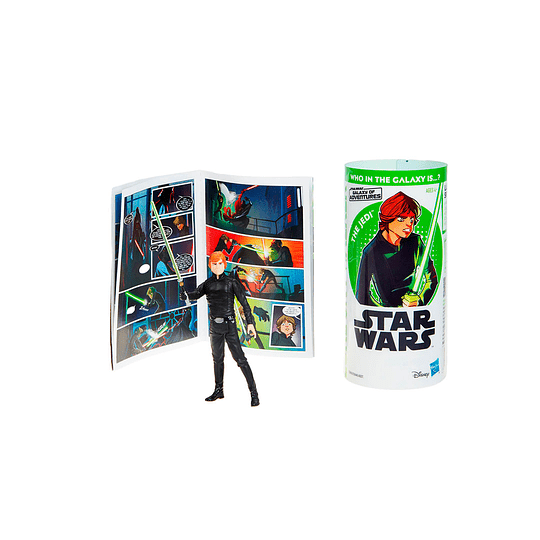 Star Wars Galaxy of Adventures / Luke Skywalker