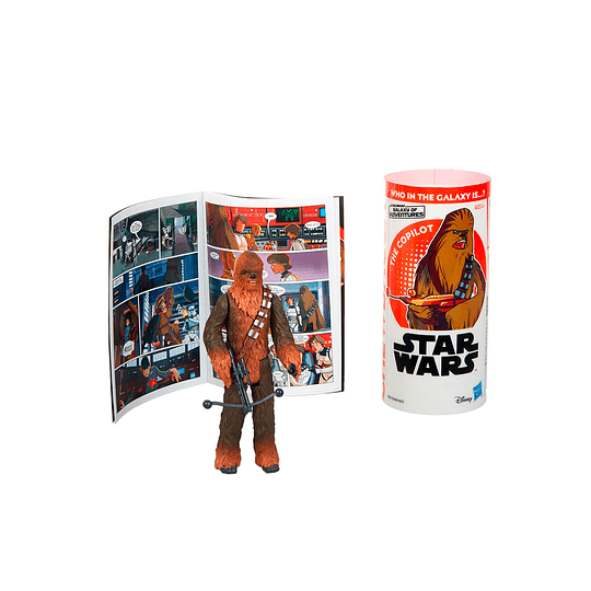 Star Wars Galaxy of Adventures / Chewbacca
