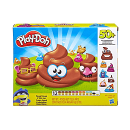 Set PlayDoh Tropa Popó