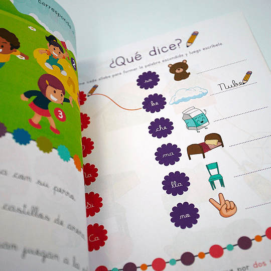 Libro de Actividades ABC Aprendo a Leer