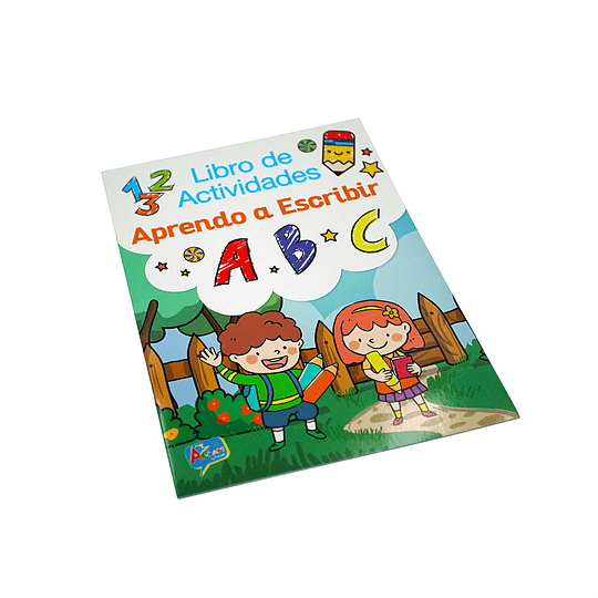Libro de Actividades ABC Aprendo a Escribir