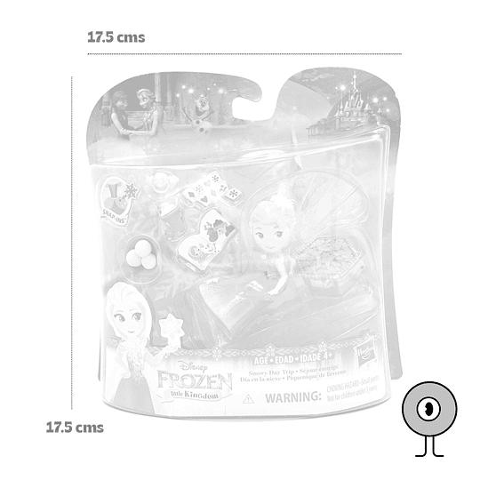 Set Frozen Little Kingdom / Olaf