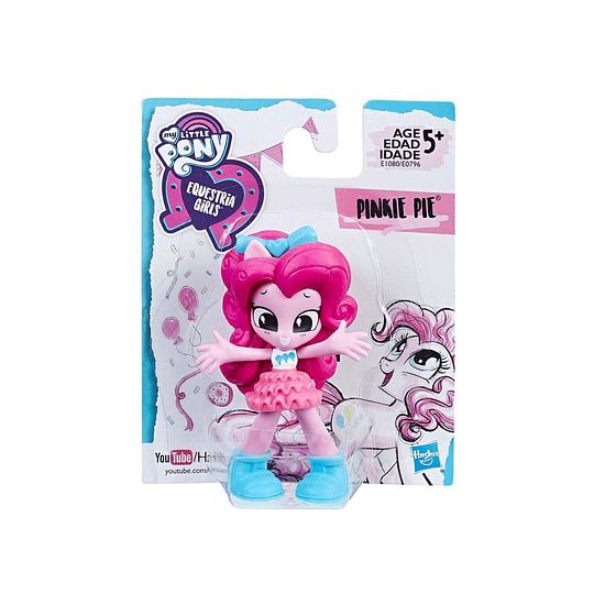 My Little Pony Equestria Girls / Pinkie Pie Mini de 7.5 cm