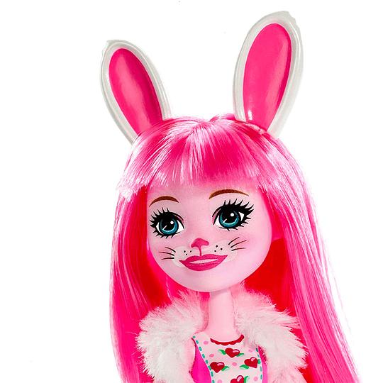 Enchantimals Bree Bunny Doll & Twist / 15 cms