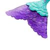 Dreamtopia Sirena /  Pelo Rosado Morado  / 30 cms