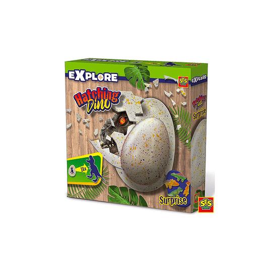 Huevo de Dinosaurio Mágico