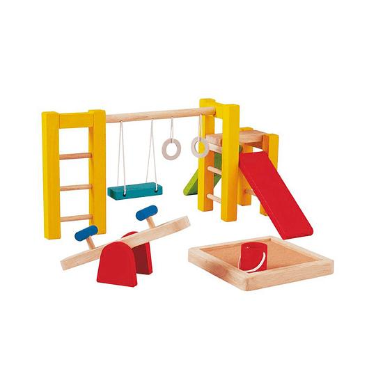 Mini set juego de Patio