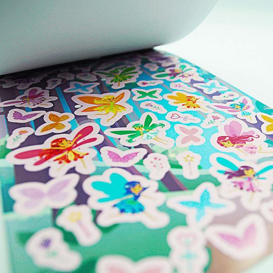 Set 400 Stickers Sweet