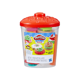 Set PlayDoh Tarro Galletas