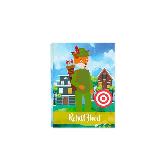 Cuento / Robin Hood