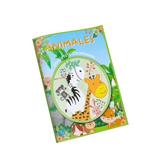 Libro para Colorear / Animales