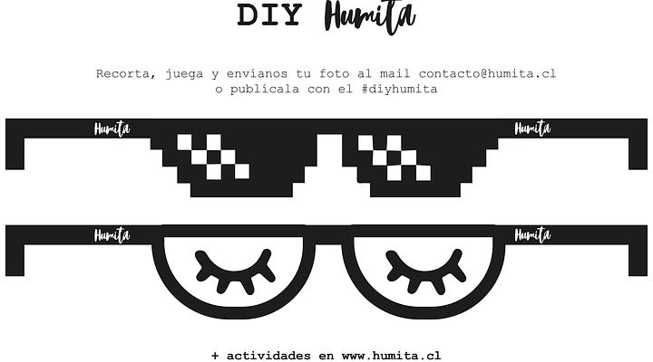 DIY: Lentes Divertidos