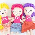 Muñeca + adornos