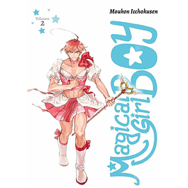 MAGICAL GIRL BOY 2