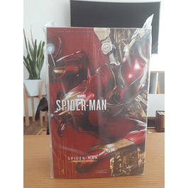 SPIDER-MAN (IRON SPIDER ARMOR) 1/6 SCALE COLLECTIBLE FIGURE