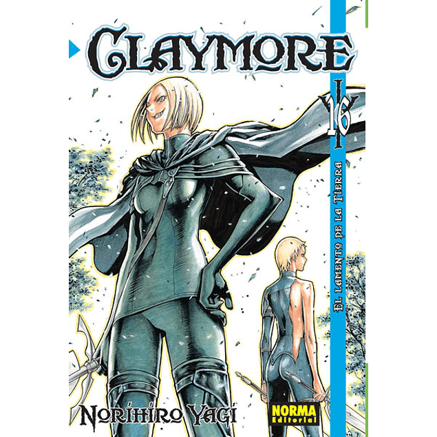 CLAYMORE 16