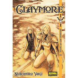 CLAYMORE 04